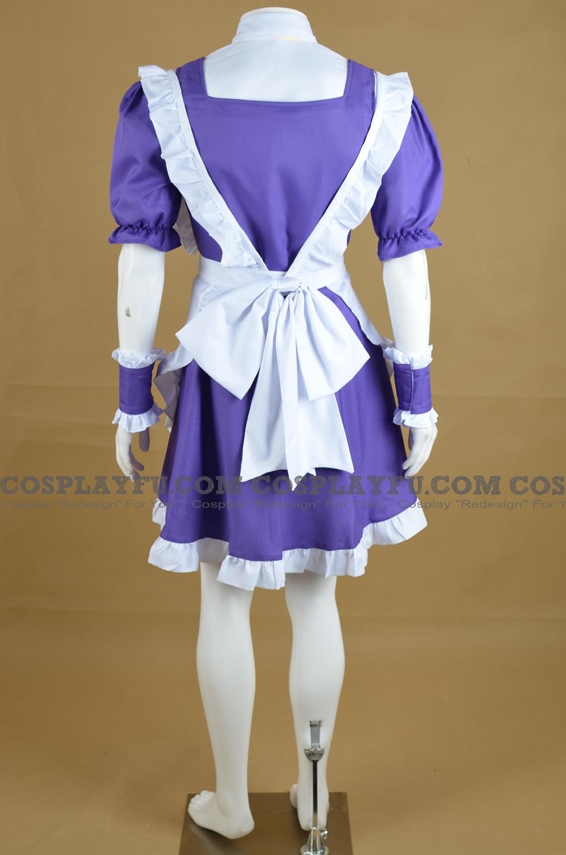 Custom Daruku Cosplay Costume from Nananas Buried Treasure ...