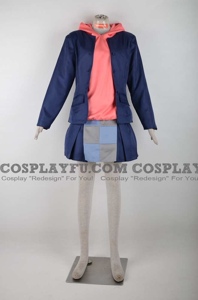 Yuzuki Cosplay Costume from Selector Infected WIXOSS