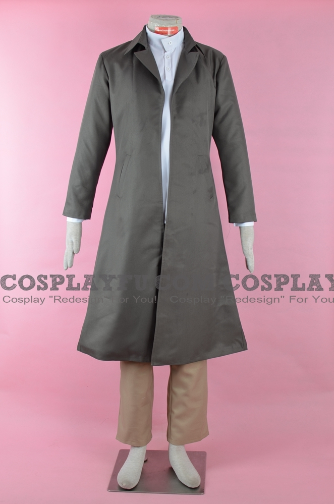 Ginko Cosplay Costume from Mushishi