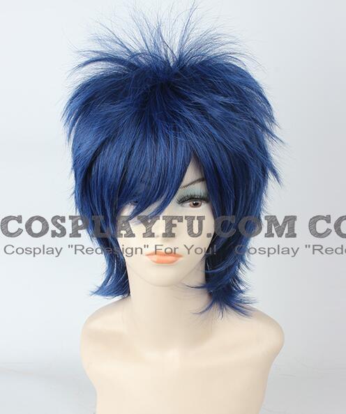 Antinomy wig from Yu-Gi-Oh!