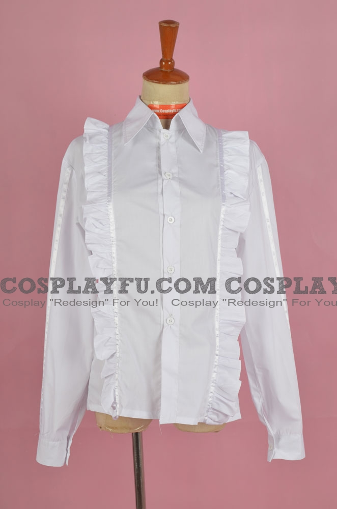 Teddie Cosplay Costume (Shirt) from Persona 4