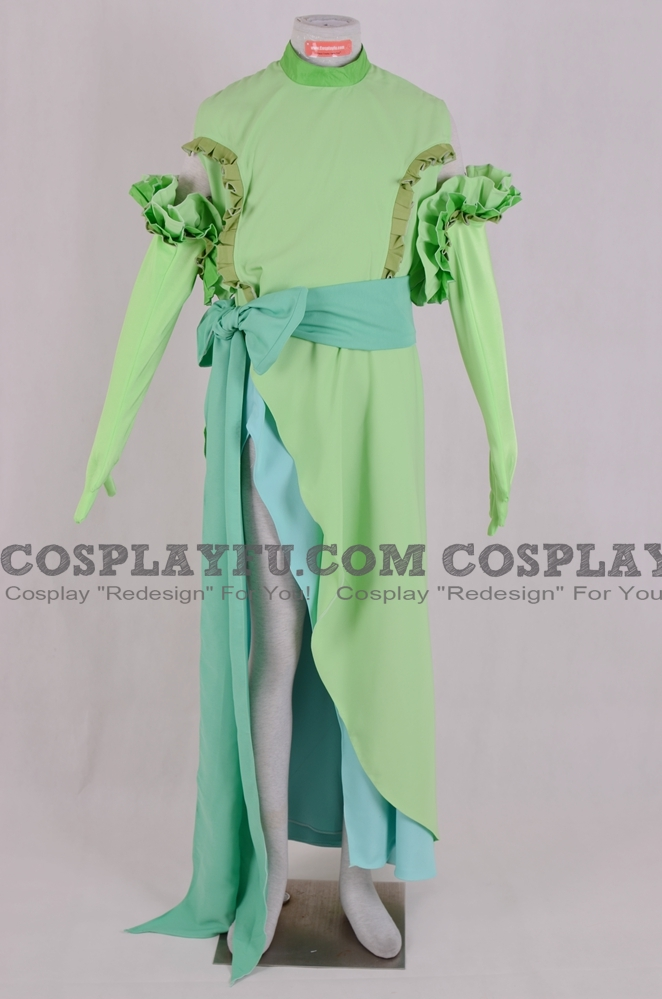 Rina Cosplay Costume from Mermaid Melody Pichi Pichi Pitch