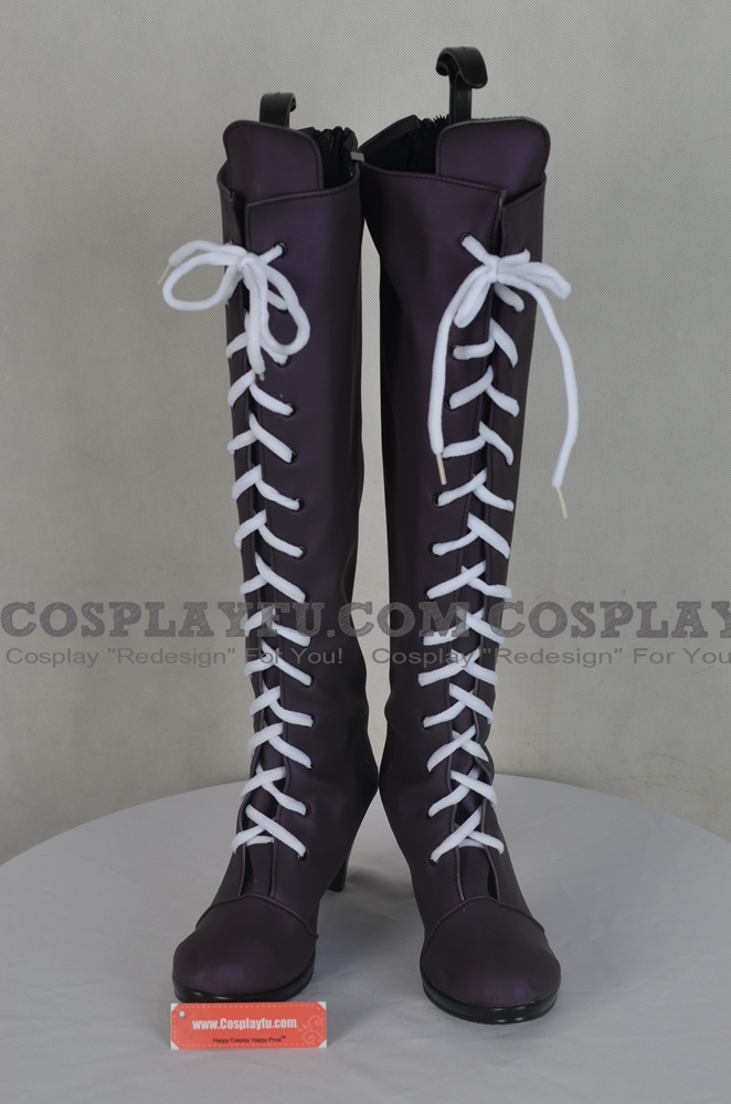 Mafia Miss Fortune Shoes (C672) from League of Legends