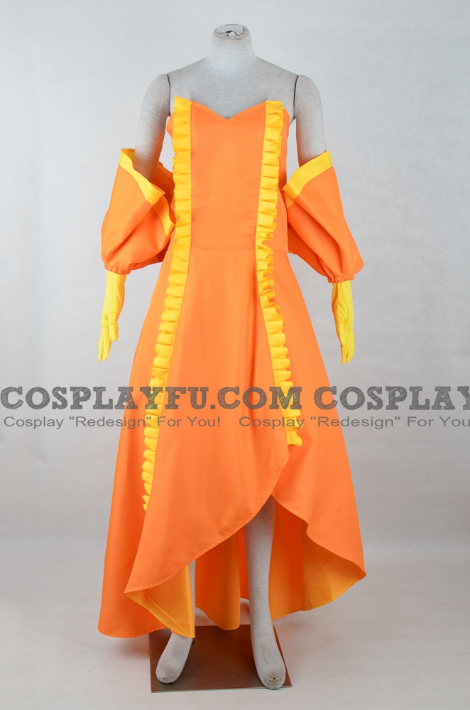 Sara Cosplay Costume from Mermaid Melody Pichi Pichi Pitch