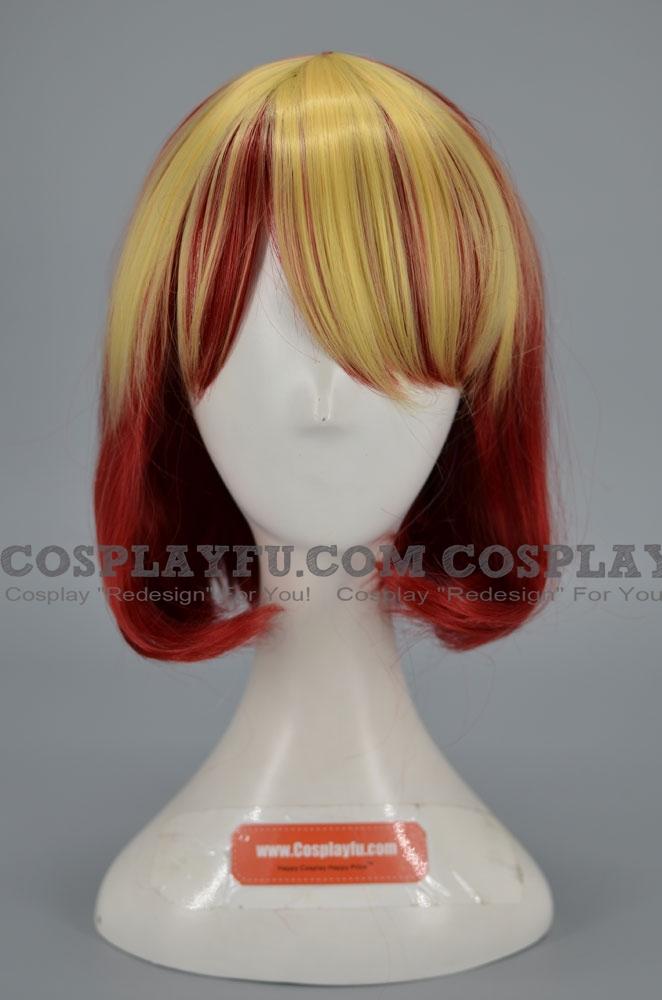 Flareon Wig from Pokemon