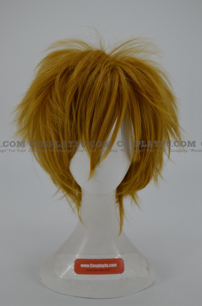Naoto Kurogane wig from BlazBlue: Central Fiction