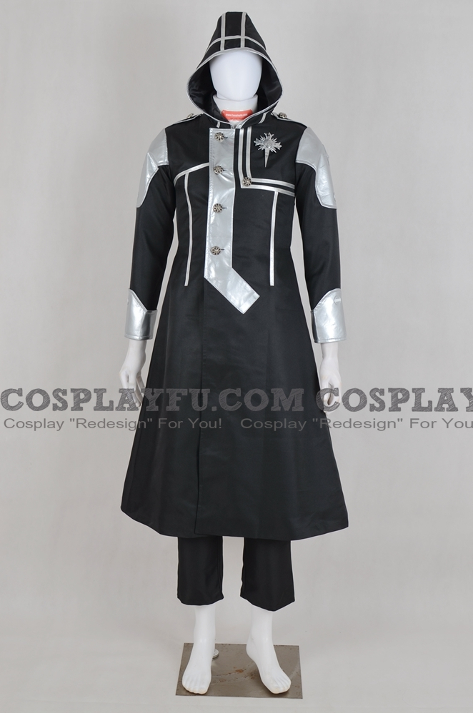 D.Gray-Man Allen Walker Costume (1st 138-006)