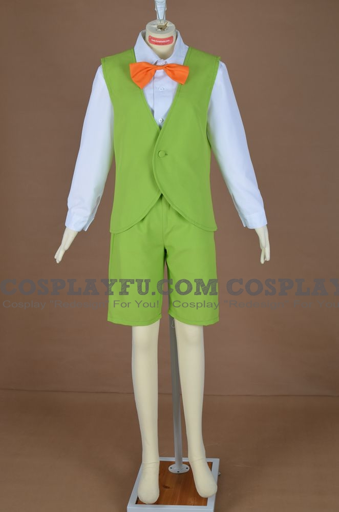 Markl Cosplay Costume from Howls Moving Castle