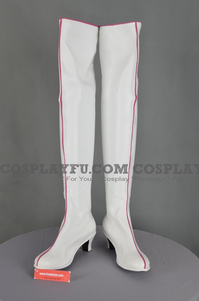 Batman Weißes Kaninchen Schuhe (D175)