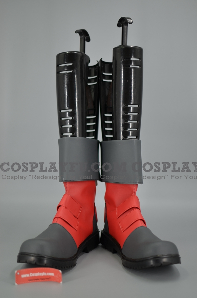 Yuki Jaden Cosplay Costume Shoes from Yu-Gi-Oh!