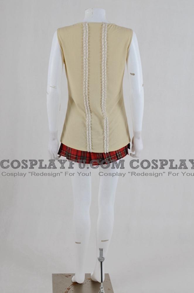 Hyperdimension neptunia compa cosplay