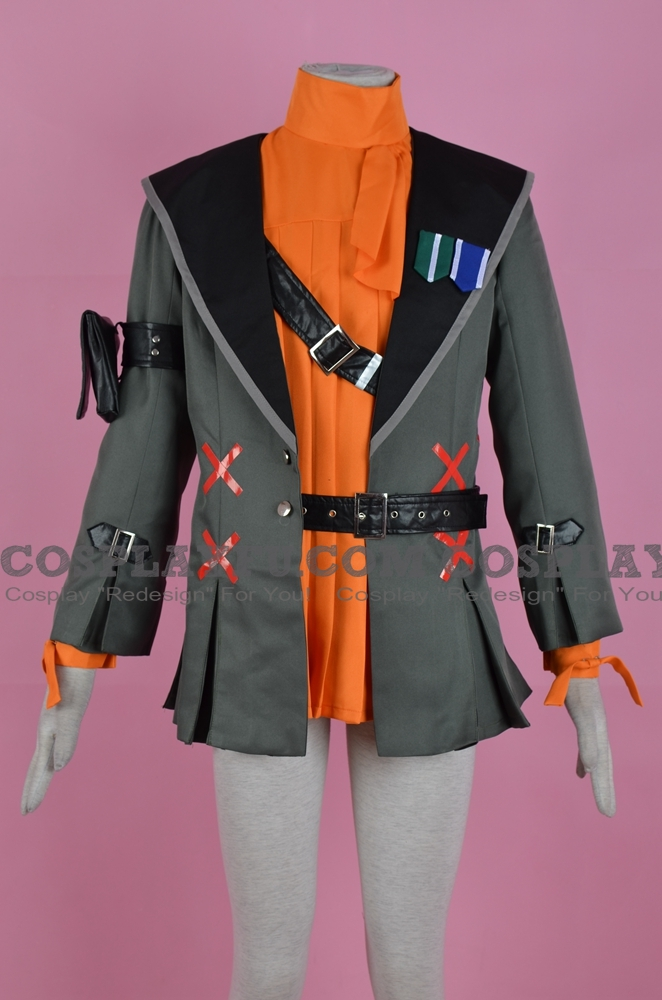 Scholar Cosplay Costume from Final Fantasy XIV