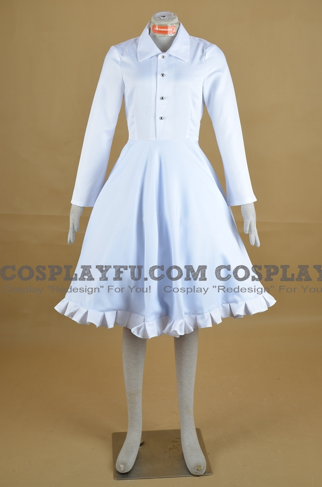 Pulmo Cosplay Costume from Wadanohara and the great blue sea