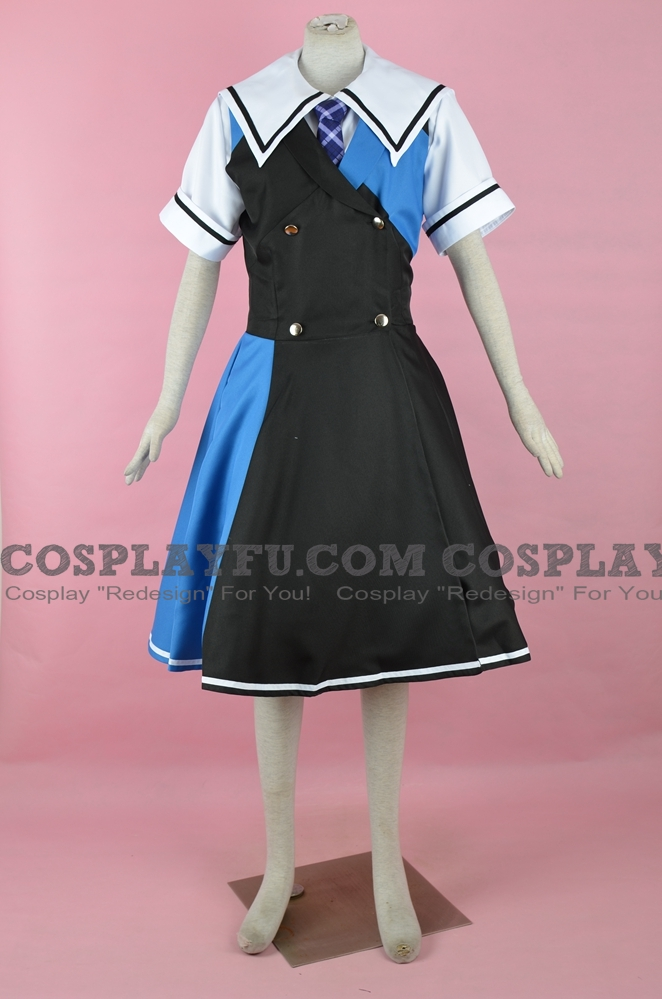 Amane Cosplay Costume from Le Fruit de la Grisaia