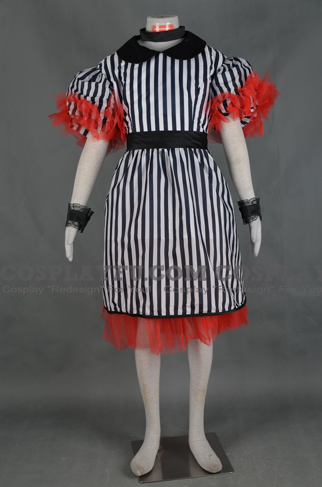 Kyary Pamyu Pamyu Cosplay Costume (Takemura Kiriko) from Fashion Monster