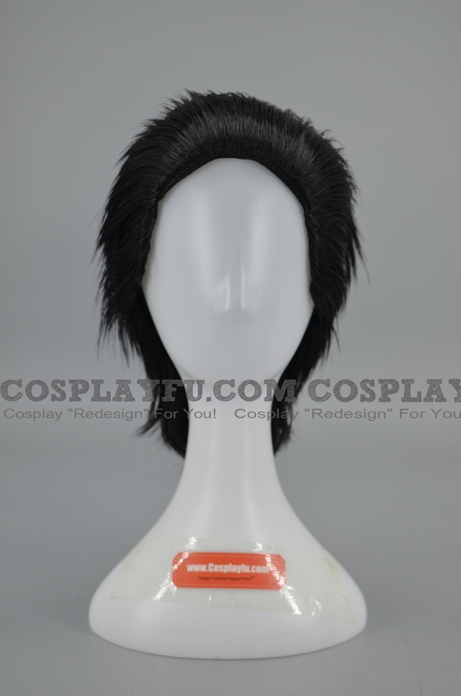 Travis Touchdown wig from No More Heroes