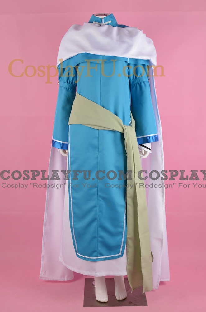 Lucius Cosplay Costume from Fire Emblem