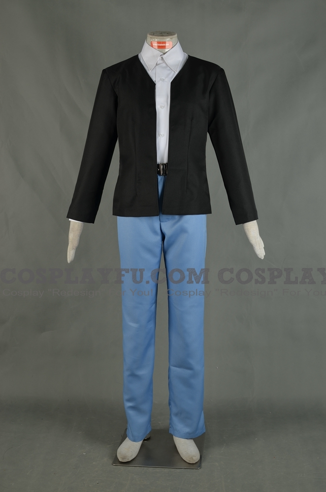 Karma Cosplay Costume from Assassination Classroom