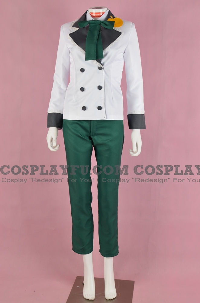 Ladonia Cosplay Costume from Axis Powers Hetalia