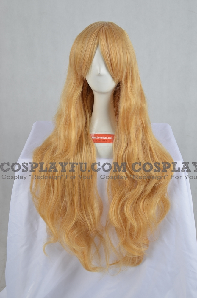 Lady Oscar wig from The Rose of Versailles