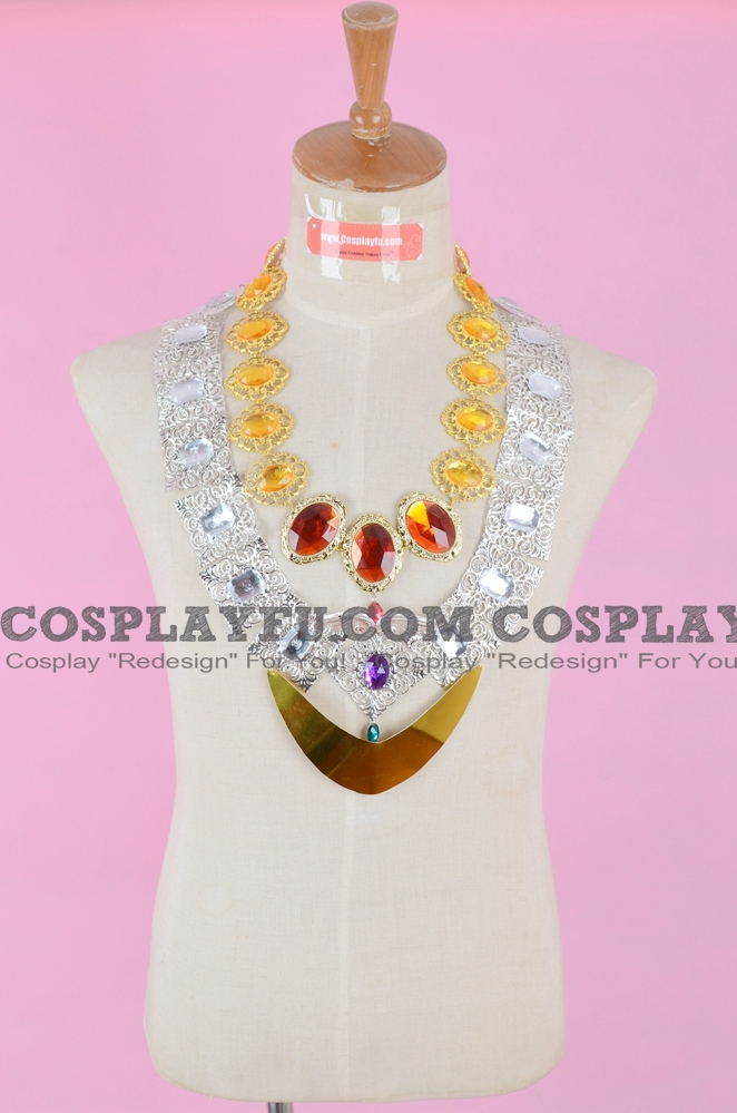 Sinbad Necklace from Magi