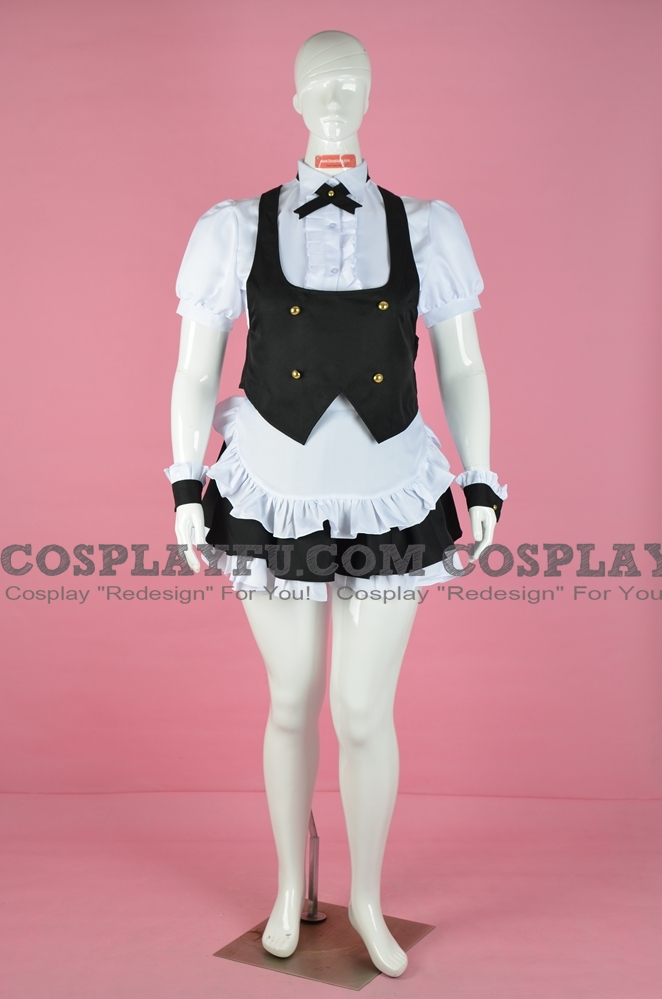 Sharo Cosplay Costume from Is the Order a Rabbit