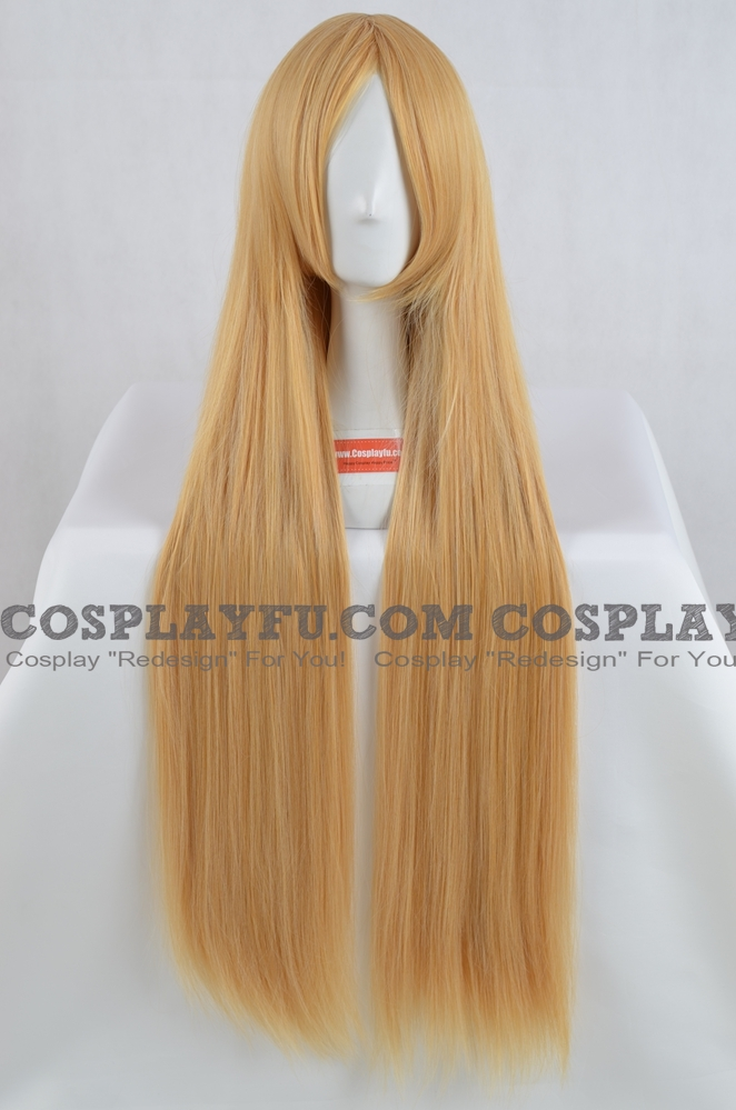 Blonde Wig (Long,Straight,Asseylum)