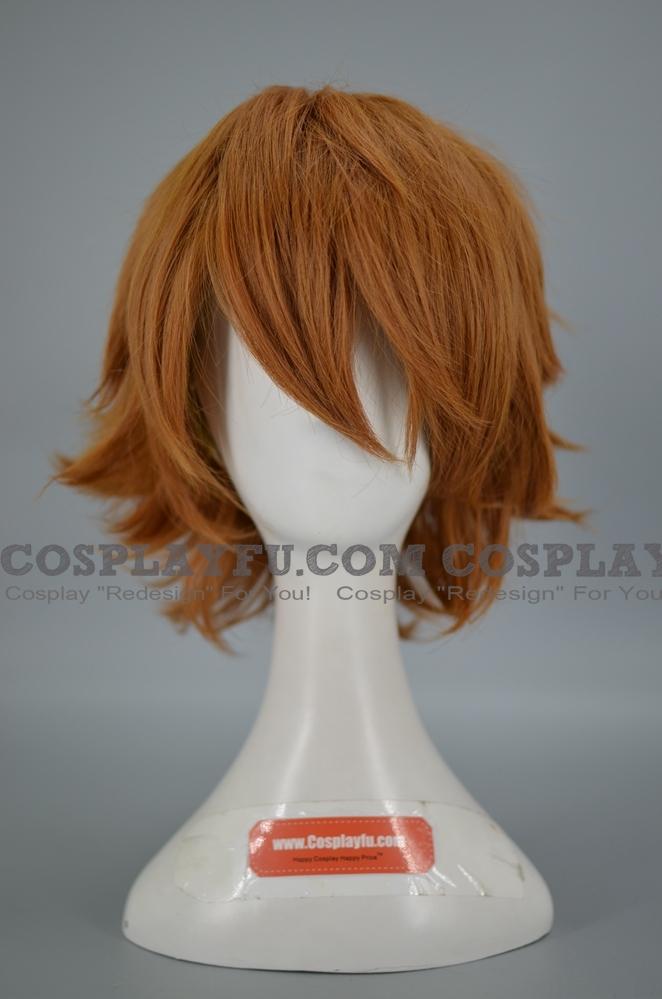 Blonde Wig (Short,Spike,Nishiki)