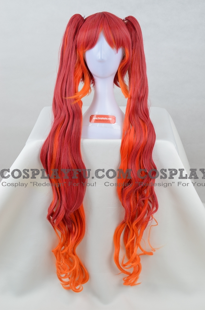 Tail Red Wig from Gonna be the Twin Tail