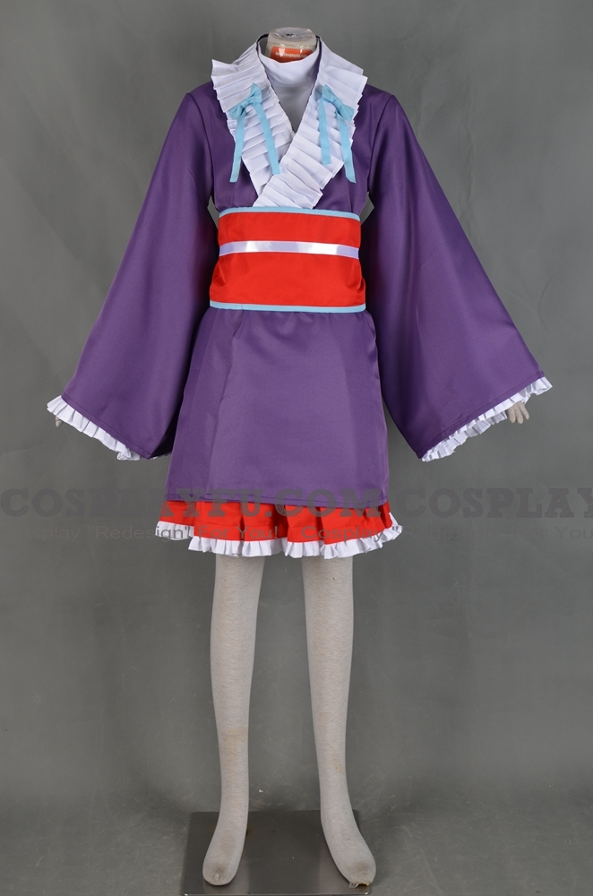 Aiko Cosplay Costume from Corpse Party