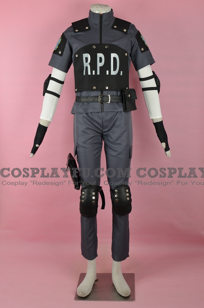 Custom Leon Cosplay Costume From Resident Evil 4 Cosplayfu