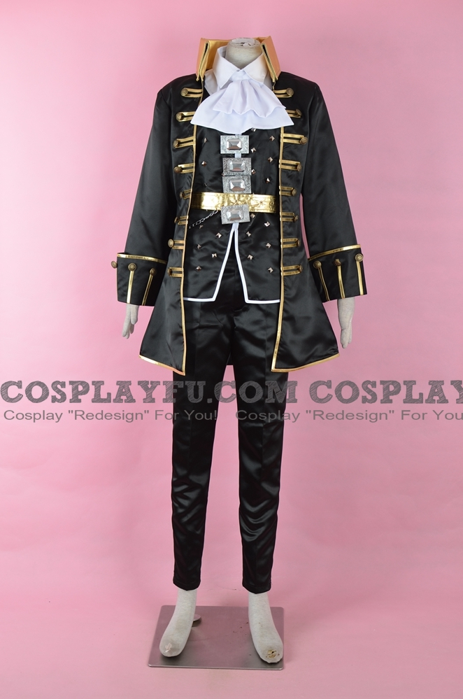 Alucard Cosplay Costume from Castlevania