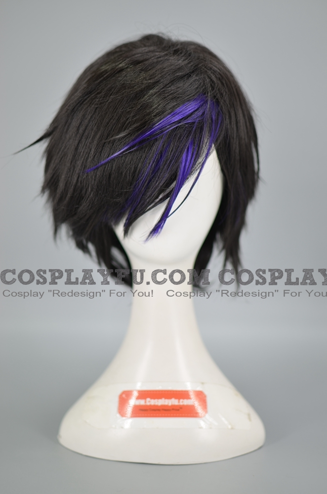 GoGo Tomago Wig form Big Hero 6