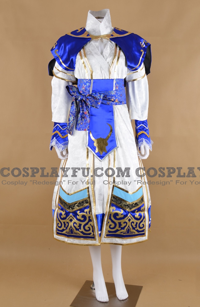 Dynasty Warriors Cai Wenji Costume