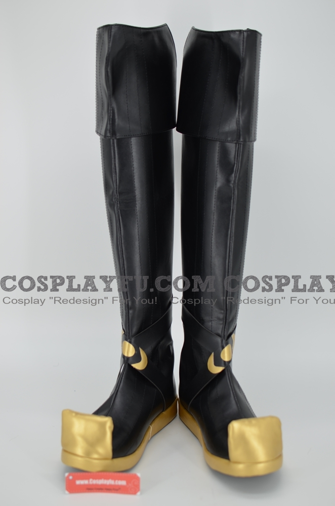 Guo Jia Shoes from Dynasty Warriors