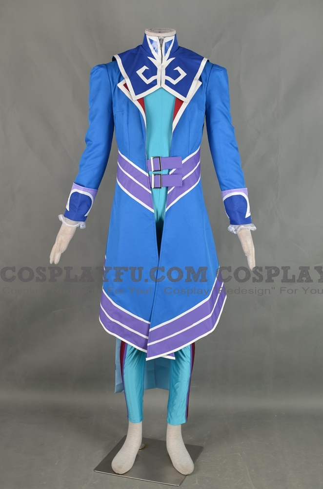 Hubert Cosplay Costume from Tales of Graces