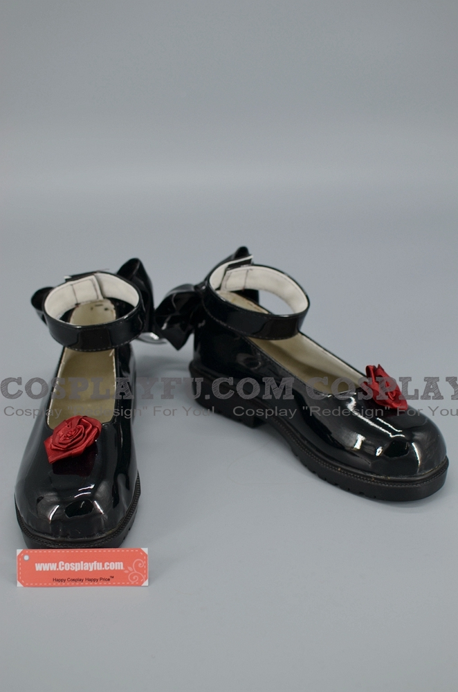 Shinku Shoes from Rozen Maiden