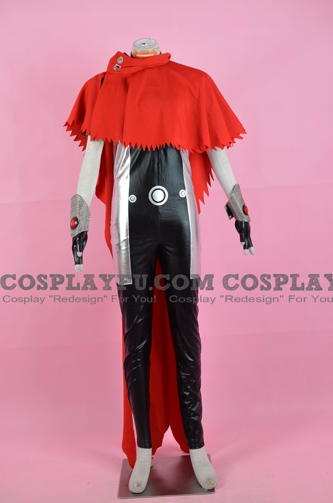 Wiccan Cosplay Costume from X-men