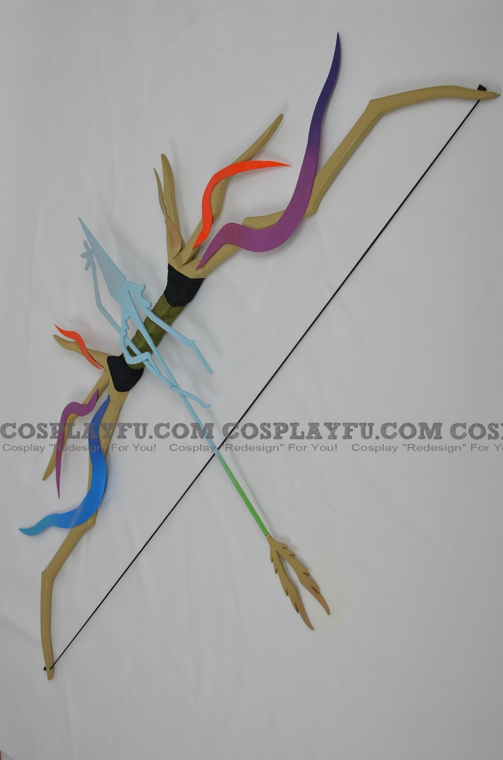 Pokémon Xerneas Cosplay (Bow and Arrow)