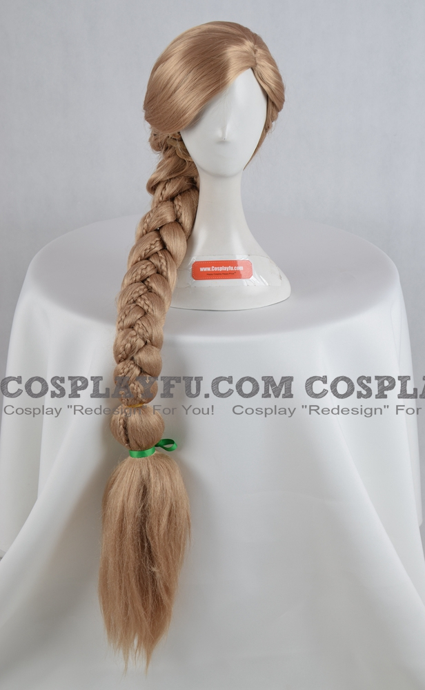 Rapunzel Wig from Tangled