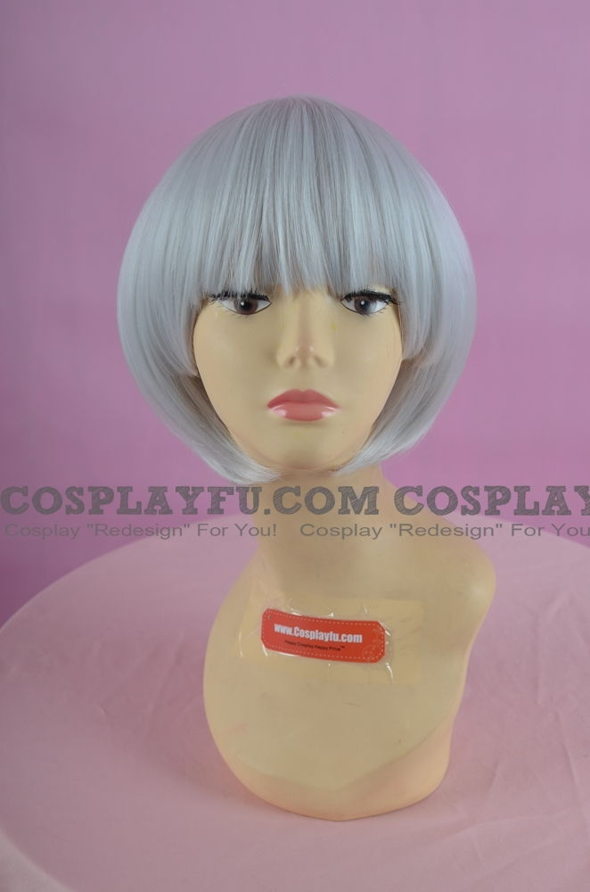 Ms Fortune wig from Skullgirls