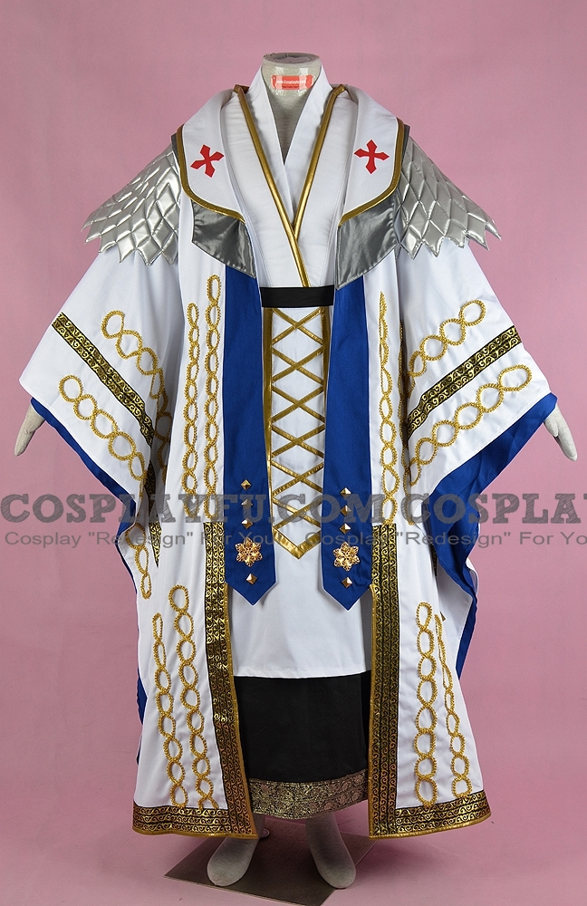 Thordan VII Cosplay Costume from Final Final Fantasy XIV