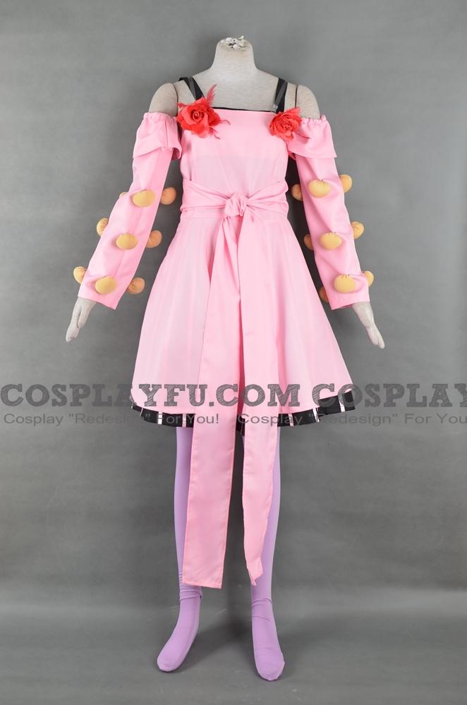 JoJo's Bizarre Adventure Lucy Steel Kostüme