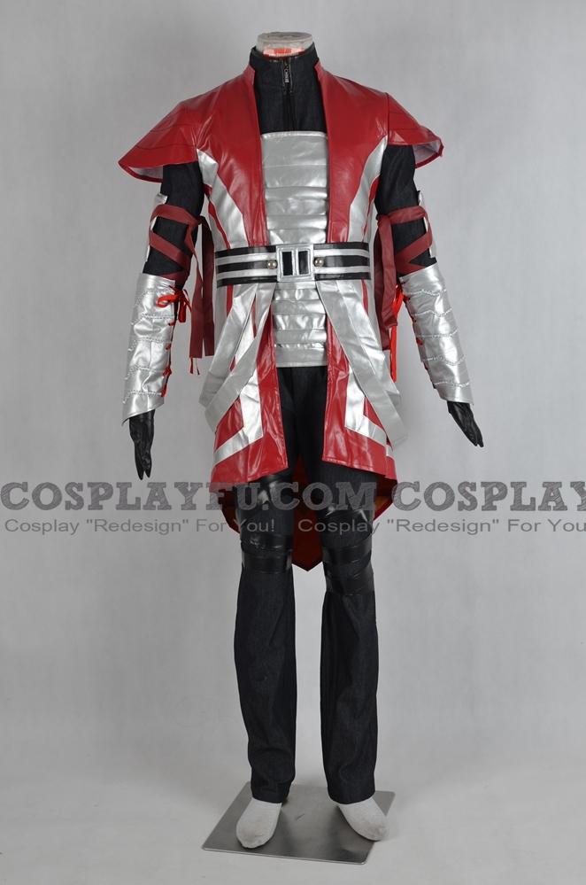 Kenshi Takahashi Cosplay Costume from Mortal Kombat X