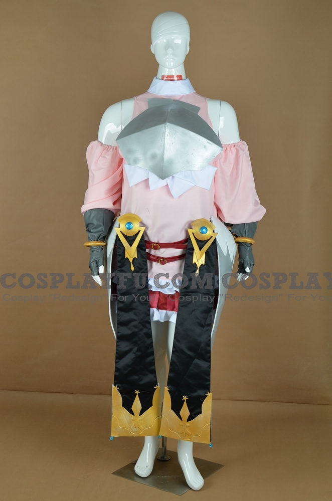 Arianna Cosplay Costume from Etrian Odyssey 2 Untold The Fafnir Knight