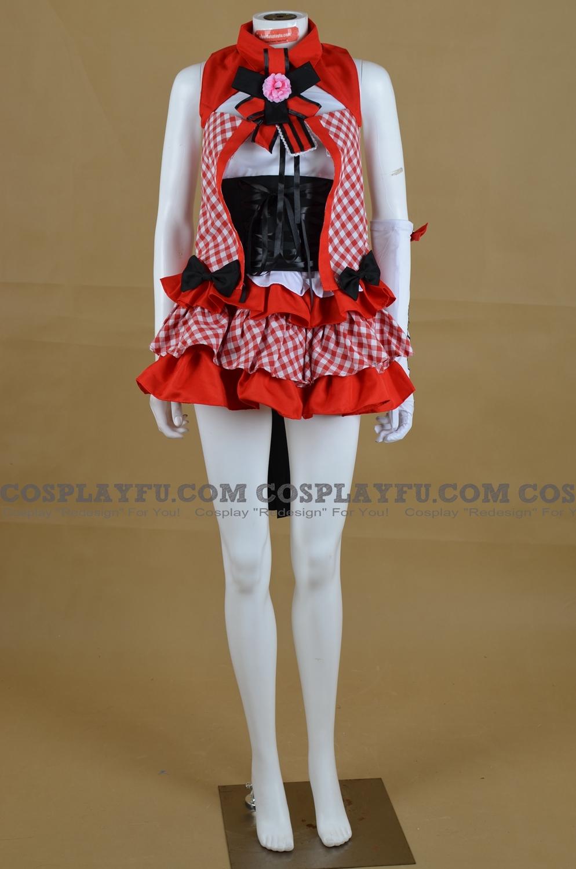 Audrey Belrose Cosplay Costume from HuniePop