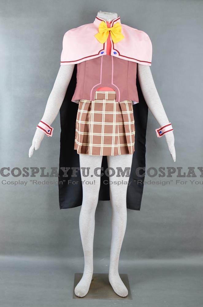 Yukari Cosplay Costume from Rosario Vampire