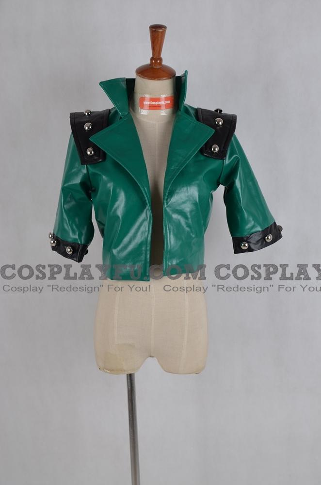 Caesar Cosplay Costume (Coat Gloves only) from JoJo's Bizarre Adventure
