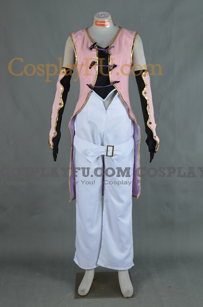 Zelos Cosplay Costume from Tales of Symphonia