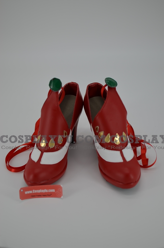 Lailah Shoes from Tales of Zestiria
